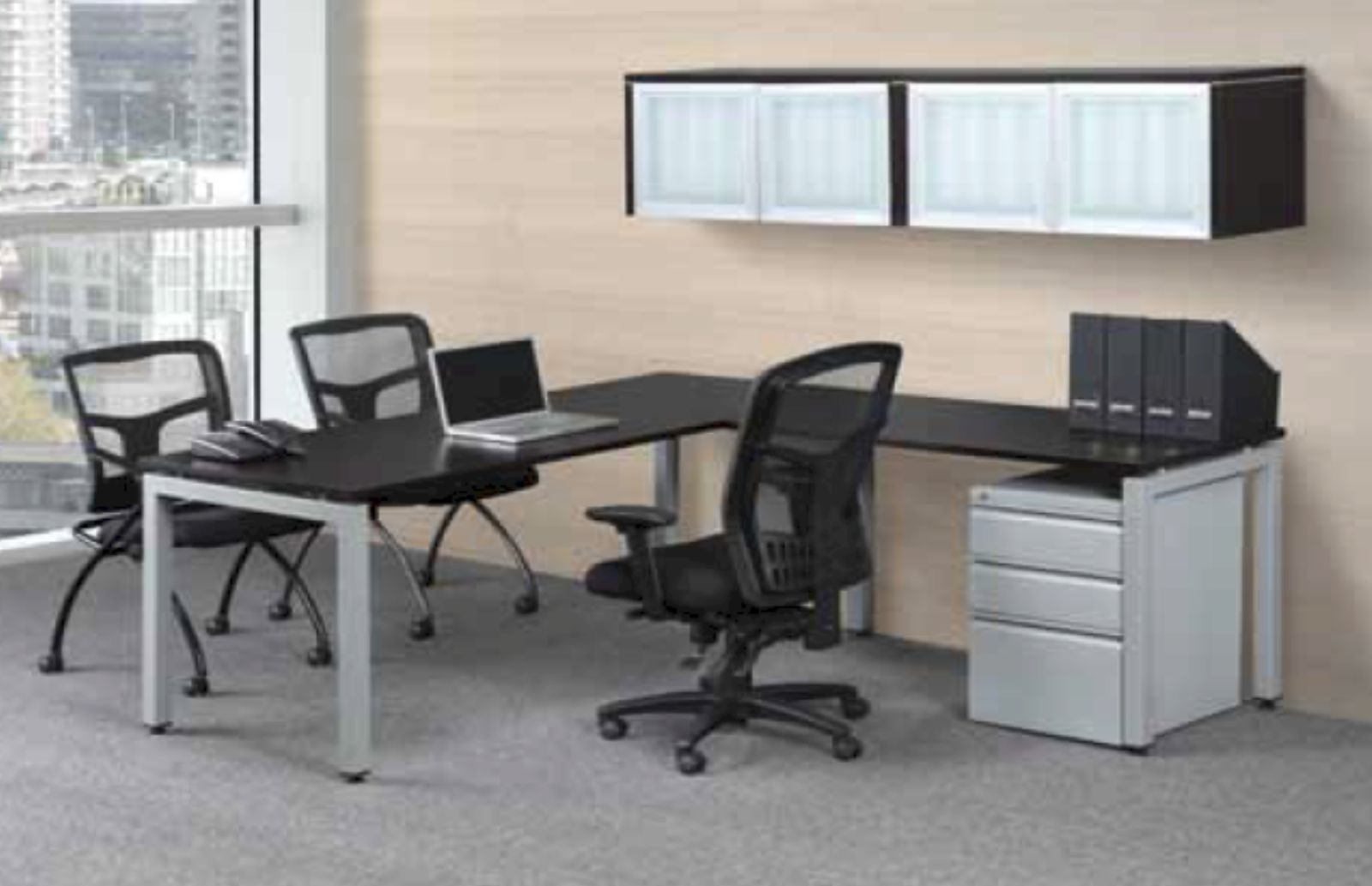 Teknion Leverage Office Furniture Solutions