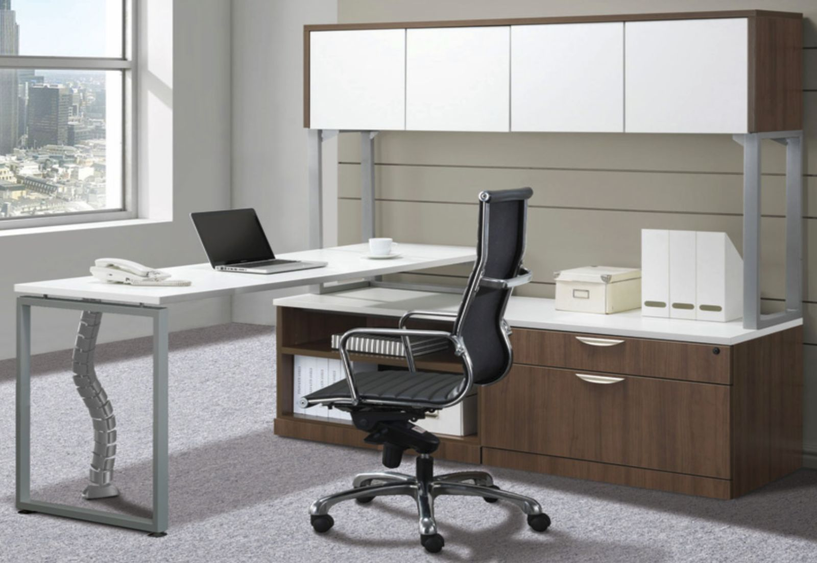 Office Furniture Solutions Example