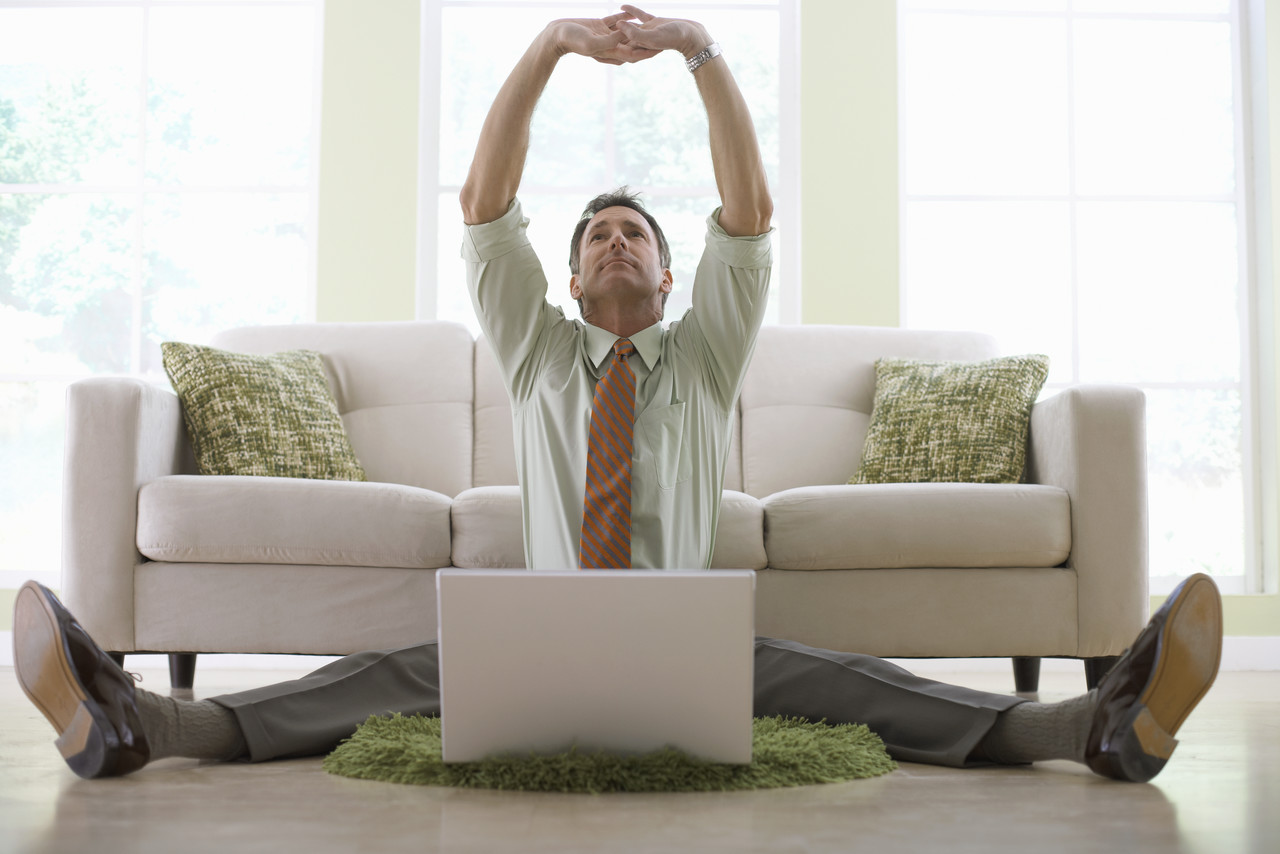 Gas Prices Encourage Telecommuting