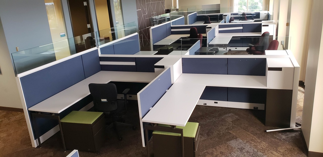 Knoll Dividends Workplaces